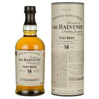 Balvenie Peat Week 14 Year Old 2003 Vintage Whisky - 70cl 48.3%