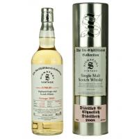 Clynelish 10 Year Old 2008 Signatory Vintage - 70cl 46