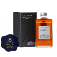 Nikka From The Barrel Japanese Whisky - 50cl 51.4%