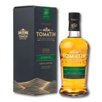 Tomatin 13 Year Old Fino Sherry Cask Finish - 46% 70cl